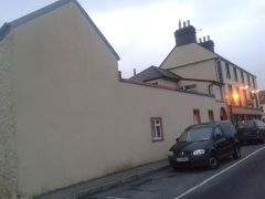 Gable, Station Road
